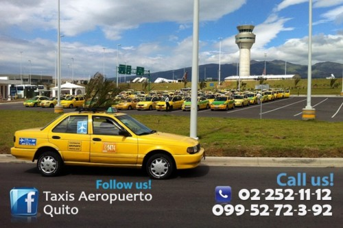 Transporte al Nuevo Aeropuerto de Quito