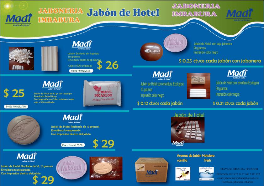 jabon-hotel-ecuador