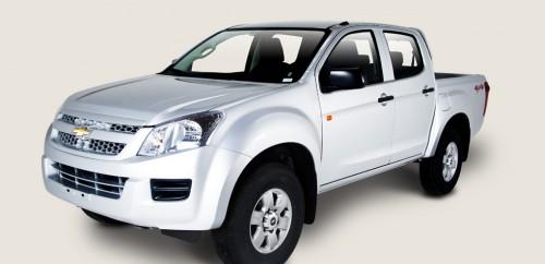 Camioneta Chevrolet LUV Dmax Diesel 2014 de venta en Ambato. US$27.800