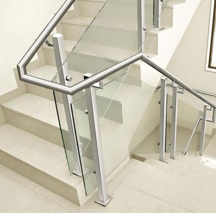 Pasamanos en acero inoxidable - Pasamanos de acero inoxidable para escaleras ...