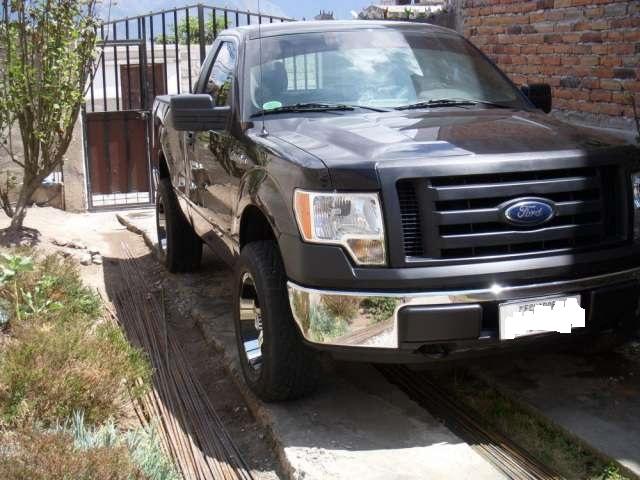 Camioneta Ford F150 2010