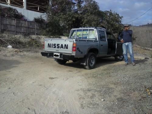 camioneta nissan usada