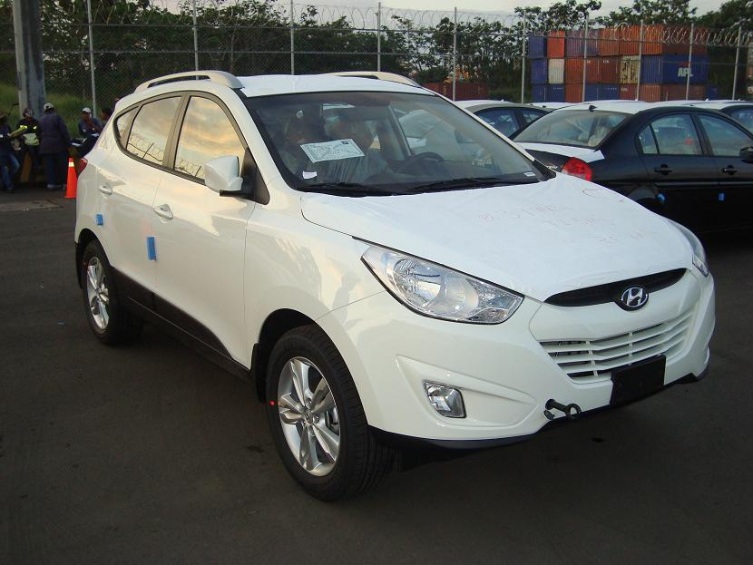 Hyundai Tucson IX año 2011
