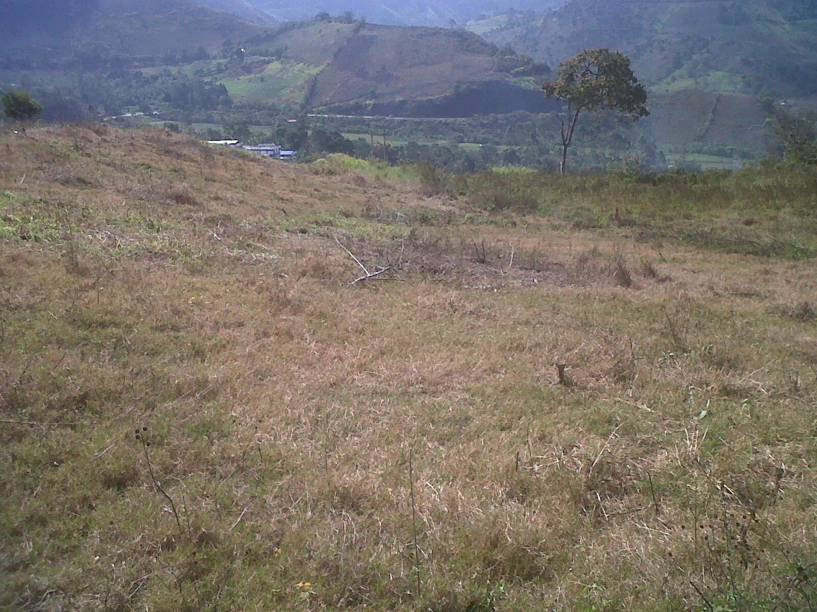se vende terreno en Los Santiagos