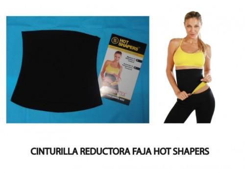 Faja Cinturilla Abdominal Hot Shapers
