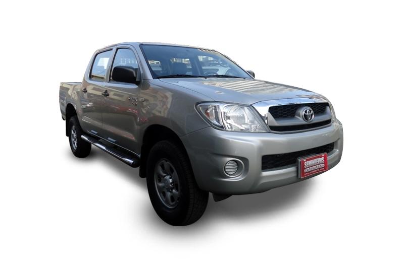 Toyota Hilux Diesel 2011