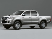 camioneta Toyota Hilux usada en venta