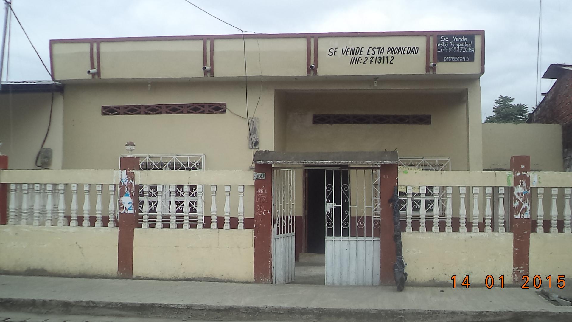 Villa de venta en Guayas