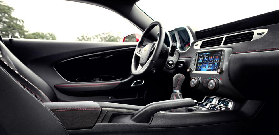 Chevrolet Camaro 2013 de venta Cuenca