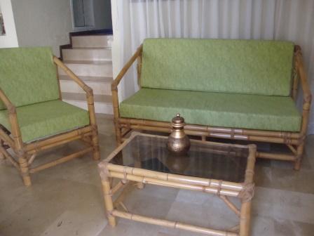 vendo muebles de bamb en quito