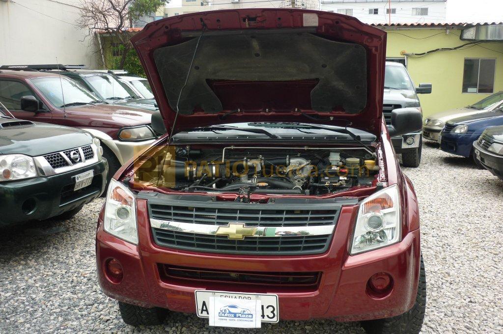 Camioneta Chevrolet LUV Dmax usada Guayaquil