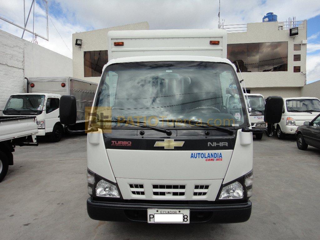 Camión Chevrolet NHR 2009