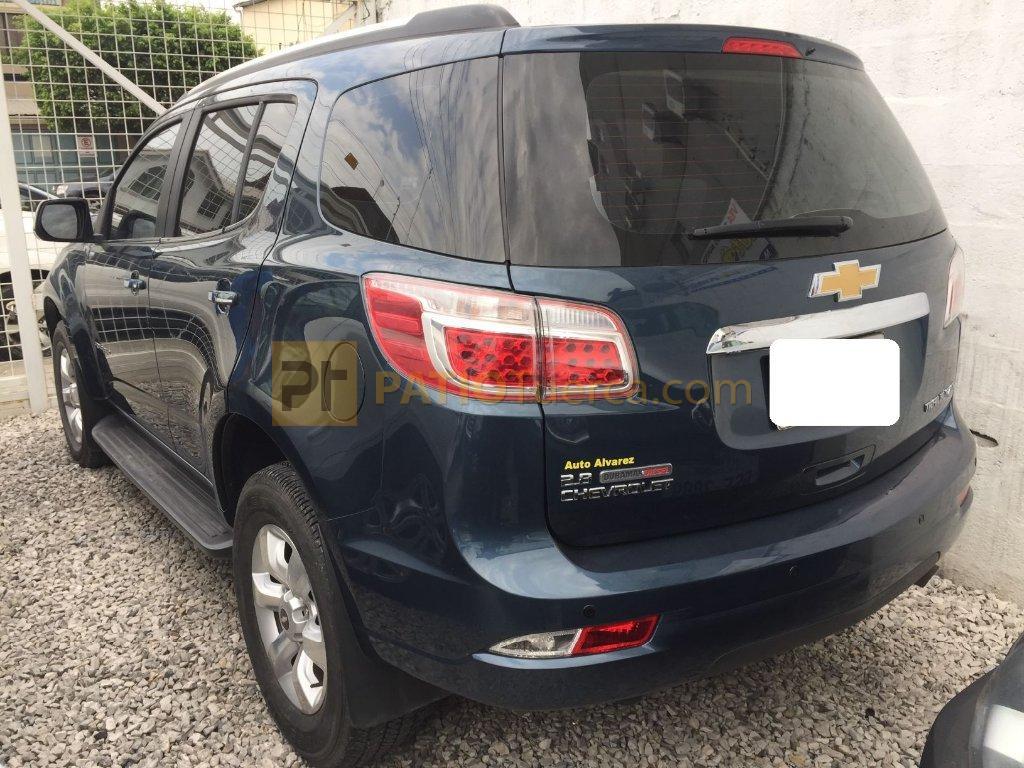 Chevrolet Trailblazer en venta guayaquil