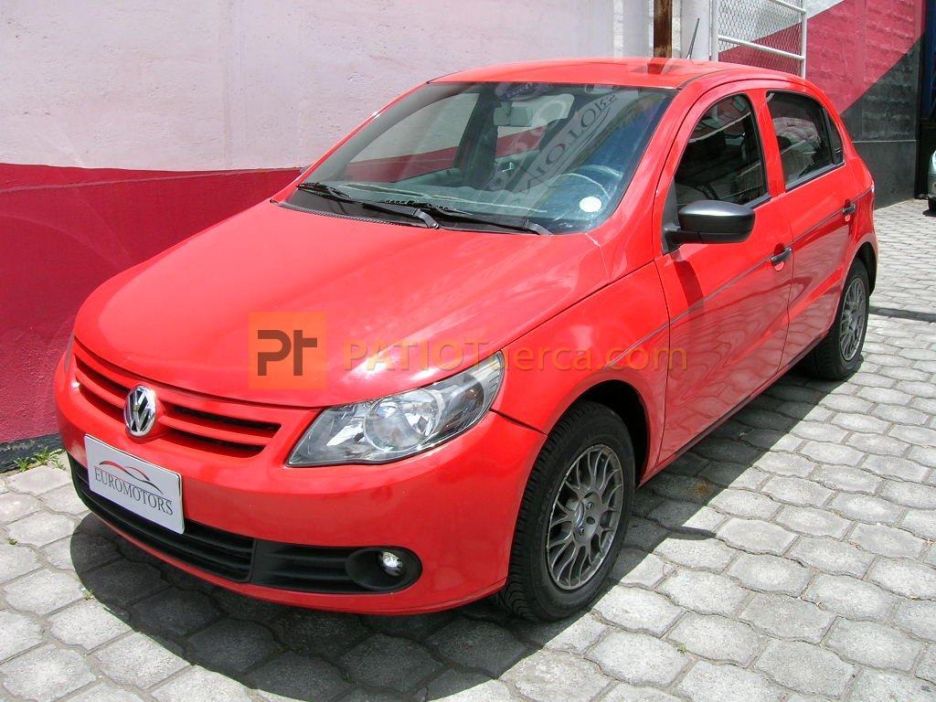 Volkswagen Gol usado Quito