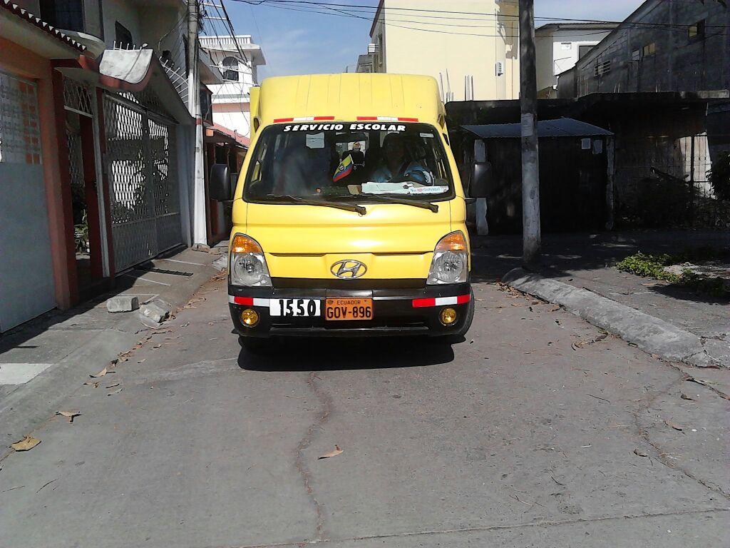 Vendo Expreso Buseta Hyundai H100