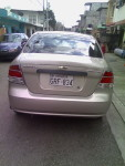 Chevrolet Aveo usado Guayaquil