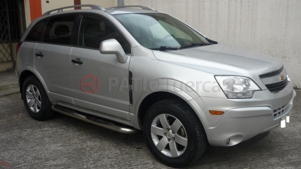 Chevrolet Captiva Sport usado Quito