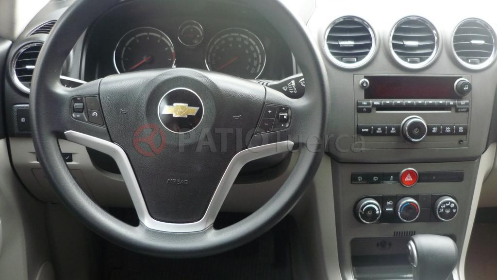 Chevrolet Captiva Sport en venta Quito