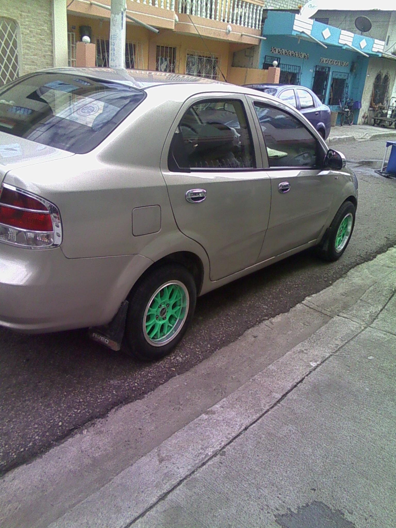 Chevrolet Aveo en venta Guayaquil