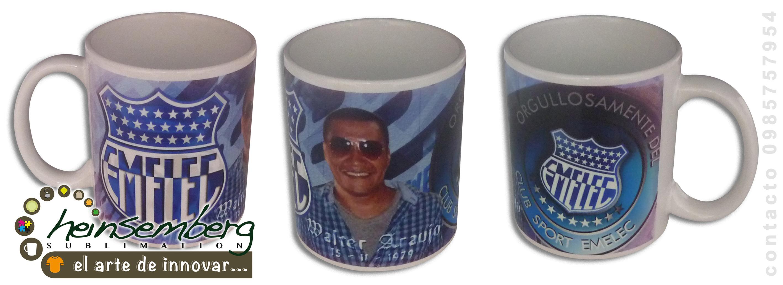 jarros personalizados emelec