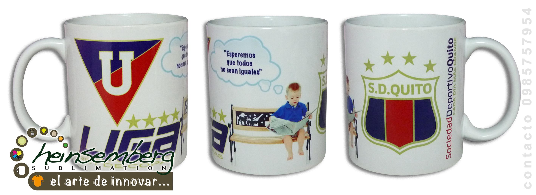 jarros personalizados LDU