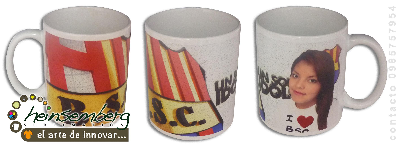 taza personalizadas barcelona