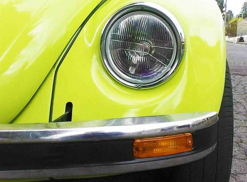 VW Volkswagen Escarabajo 1981 Brasil
