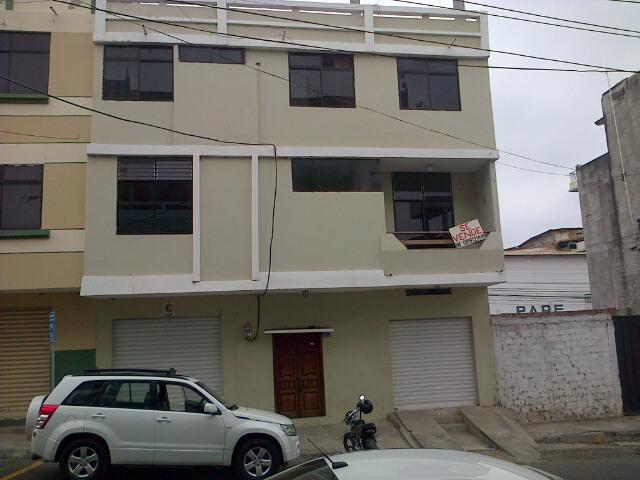 Vendo Casa en Sector Centrico Manta
