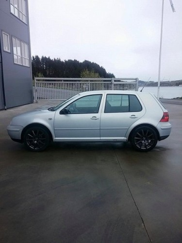 VW Golf4 1.6 Highline 1998