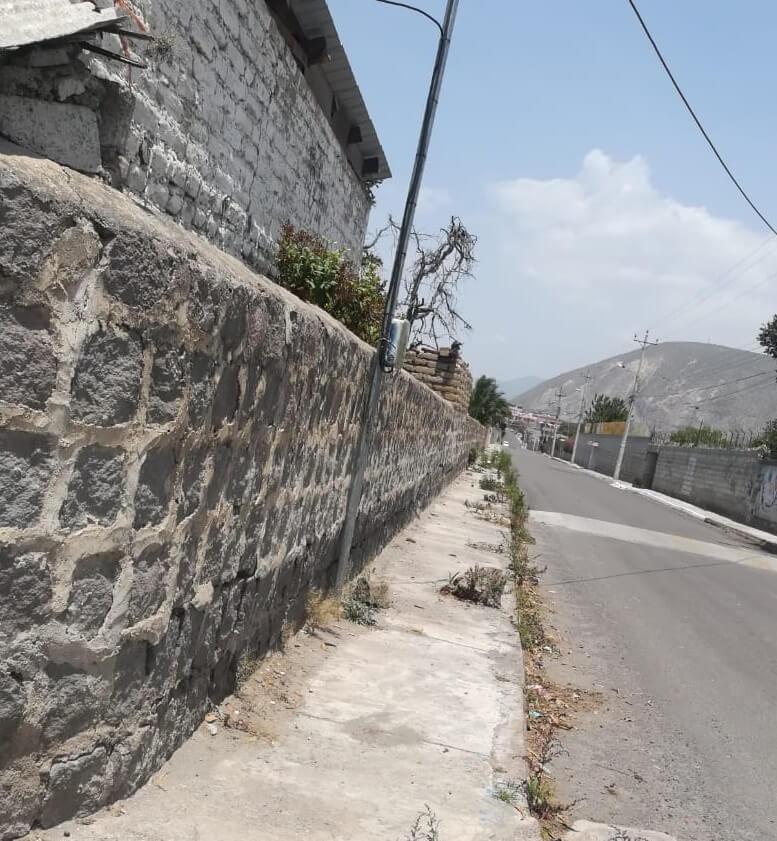 Terreno de venta San Antonio de Pichincha