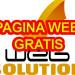 PAGINA WEB COMPLETAMENTE GRATIS