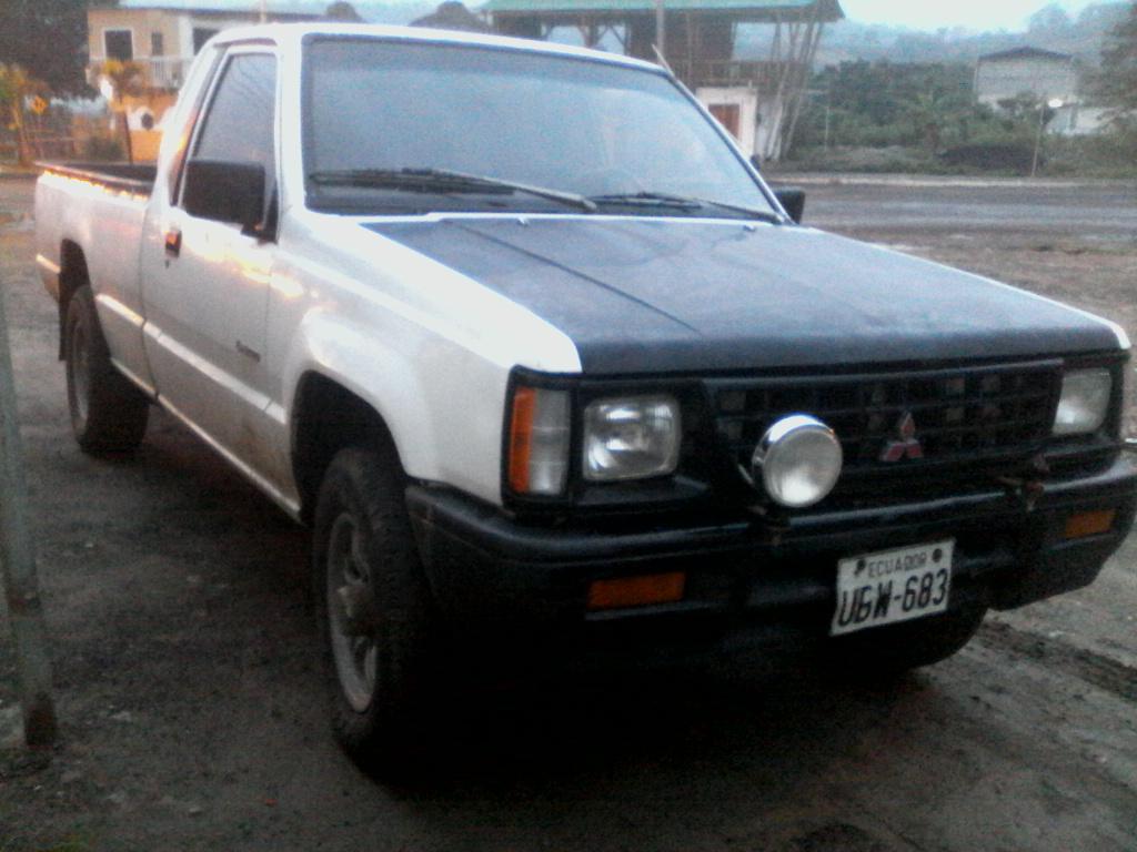 camioneta mitsubishi en venta