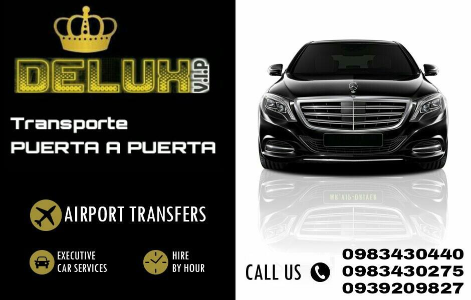 Transporte VIP Puerta a Puerta