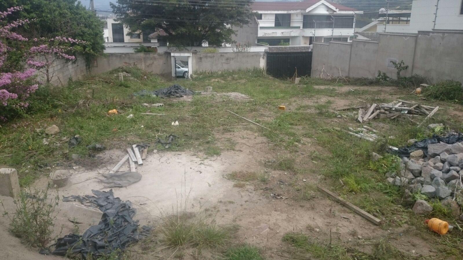 Terreno de venta en la Primavera, Cumbayá