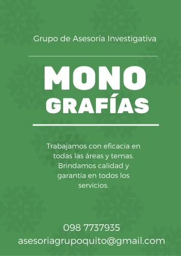 Asesoría de Monografías, Apoyo Académico, Correcciones