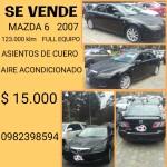 Venta auto Mazda 6