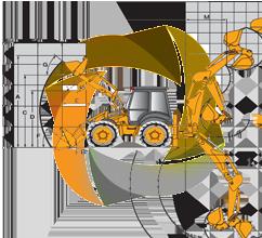 Servicio de alquiler de maquinaria pesada y entrega de material pétreo