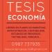 tesis de economia