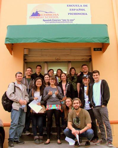 Spanish Classes one to one Academia de Español Pichincha