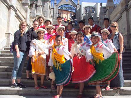 Clases de español en Quito