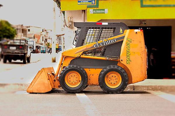 Cargadora CASE 410 68HP