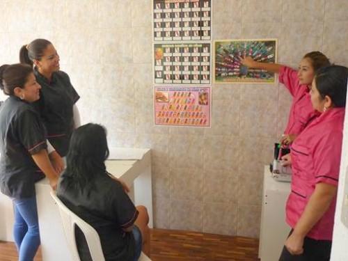 Academia de Belleza en Pomasqui