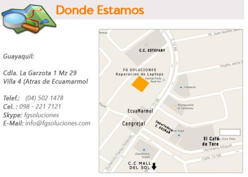 Reparacion de Portátiles Guayaquil