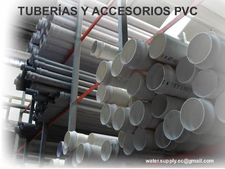 tuberia pvc