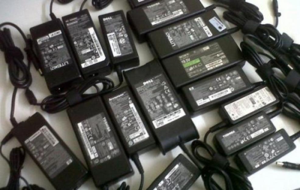 cargadores laptops