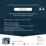 Sistema de Calificaciones y Control de Pensiones – SIEDU