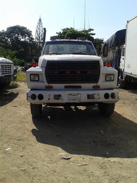 camion Ford 1984 de venta