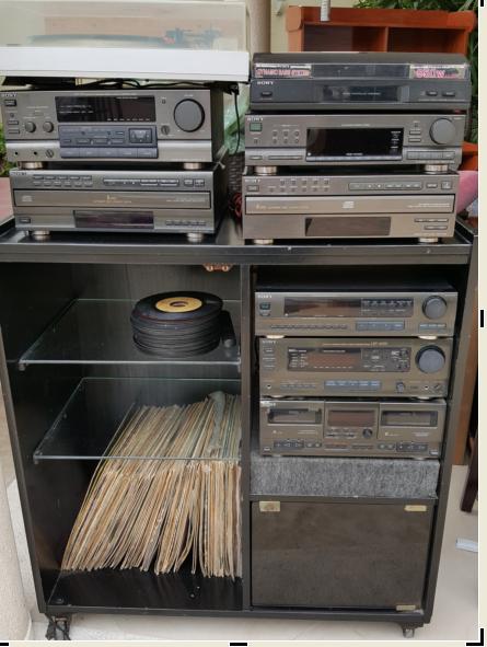 equipo de sonido Sony en venta