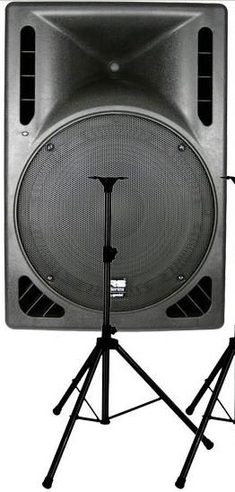 sonido y amplificacion en Ecuador