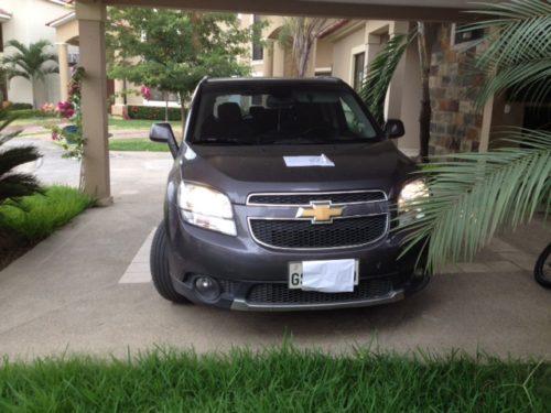Chevrolet Orlando 2014 en venta